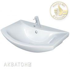 Раковина Акватон (Aquaton) Балтика (Baltika) 65 для мебели в ванной комнате