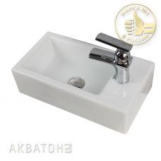Раковина Акватон Gural 46 для мебели в ванной комнате