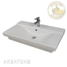 Раковина Акватон Gural 85 для мебели в ванной комнате