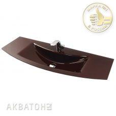 Раковина Акватон Sevilja Seviglia 120 Float Rosso Met для мебели в ванной комнате