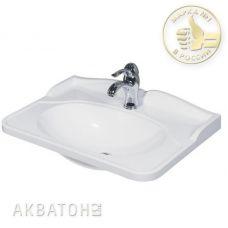 Раковина Акватон (Aquaton) Венеция 65 для мебели в ванной комнате