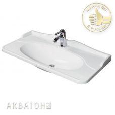 Раковина Акватон (Aquaton) Венеция 90 для мебели в ванной комнате