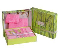 Комплект бамбуковых полотенец Cestepe Bamboo Premium