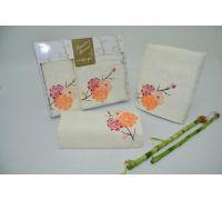 Комплект бамбуковых полотенец Cestepe Bamboo Salvia