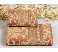 Комплект бамбуковых полотенец Cestepe Bamboo Gold Jakar