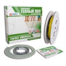 Двужильный теплый пол Energy (Энерджи) Universal 750 Вт для ванной комнаты, дома или квартиры