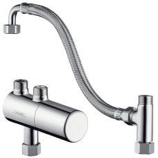 Термостат Hansgrohe (Хансгроэ) Ecostat 15346000 для ванной комнаты