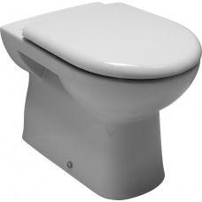 Напольный унитаз Jika (Джика) Olymp (Олимп) 2361.5 c универсальным выпуском для ванной комнаты и туалета