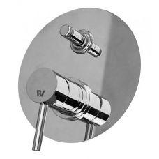 Смеситель Rav-Slezak (Рав-Слезак) Seina (Сена) SE986R для ванны и душа в ванной комнате
