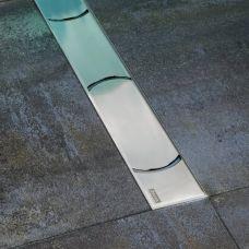 Душевой канал Ravak (Равак) OZ Chrome (Хром) 95 см для ванной комнаты