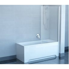 Шторка для ванны Ravak (Равак) Chrome (Хром) CVS1 80 для ванной комнаты