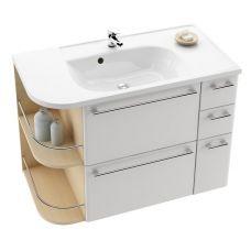 Тумба Ravak SDZU Praktik S 96 под раковину для ванной комнаты