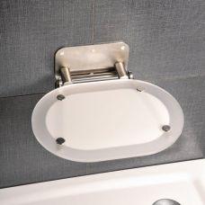 Сидение для душа Ravak (Равак) OVO Chrome для ванной комнаты