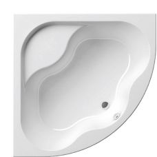 Угловая акриловая ванна Ravak (Равак) Gentiana PU Plus 140*140 (Гентиана)