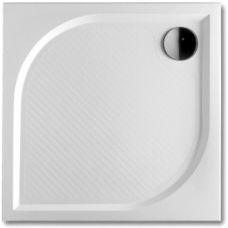 Прямоугольный душевой поддон Riho (Рихо) Kolping DB20 80*80 см из литого мрамора для душевой шторки в ванной комнате
