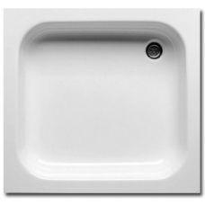 Акриловый прямоугольный душевой поддон Riho (Рихо) Apollo 80*80 см для душевой шторки в ванной комнате