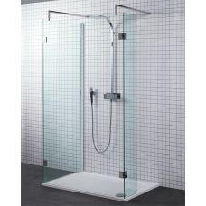 Прямоугольная душевая шторка Riho (Рихо) Polar P203 100*90 для душевого поддона в ванной комнате