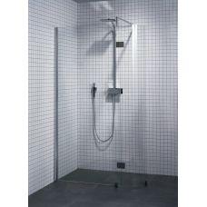 Прямоугольная душевая шторка Riho (Рихо) Polar P204 120*90 для душевого поддона в ванной комнате