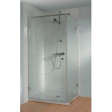 Прямоугольная душевая шторка Riho (Рихо) Scandic (Скандик) S201 100*90 см для душевого поддона в ванной комнате