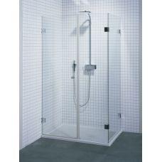 Прямоугольная душевая шторка Riho (Рихо) Scandic (Скандик) S204 100*90 см для душевого поддона в ванной комнате