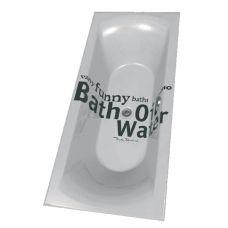 Цветная акриловая ванна Riho (Рихо) Funny Motive Line Bath Oil Water 23M
