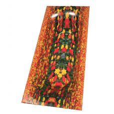 Цветная акриловая ванна Riho (Рихо) Funny Painting Line Tulipany 9P