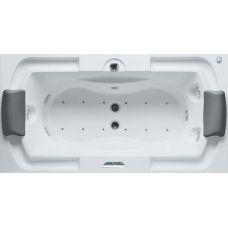 Прямоугольная акриловая ванна Riho (Рихо) Thermae Line Lisette (Лизетте) 195*105