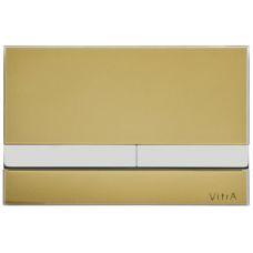 Панель смыва Vitra (Витра) Select 740-1103 для инсталляции