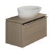 Секция Vitra (Витра) System Fit (Систем Фит) 53646 60 под раковину для ванной комнаты