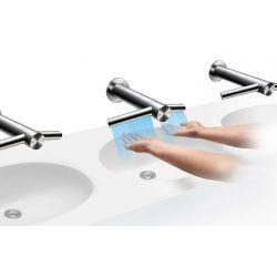 Сушилка для рук Dyson Airblade Wash+Dry WD 06 - это мойка и высушивание рук в раковине