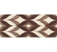 Декор Azulejos Benadresa Lotus Decor Arrows Wengue 20*50