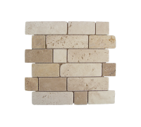 Мозаика Dune Mosaico Travertino Brick 184996 D-515 30.5*30.5