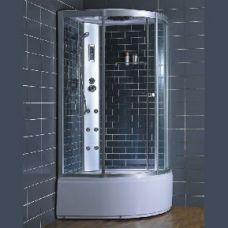 Асимметричная душевая кабина Eurosun (Евросан) S021-110H R/L 110*85 см для ванной комнаты