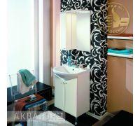 Мебель Акватон Джимми 57 У для ванной комнаты