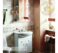 Мебель Акватон Кристалл 65 для ванной комнаты
