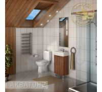Мебель Акватон Эклипс 46 Н для ванной комнаты