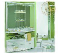 Мебель Акватон Корнер 100 для ванной комнаты