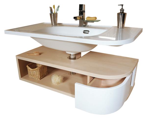 Тумба под раковину Ravak Praktik S для ванной комнаты