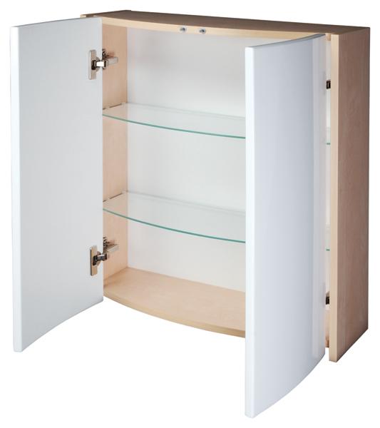 Верхний шкаф RAVAK (РАВАК) SHС 600 (СХЦ 600) - Подходит для размещения над стиральной машиной (60 см).